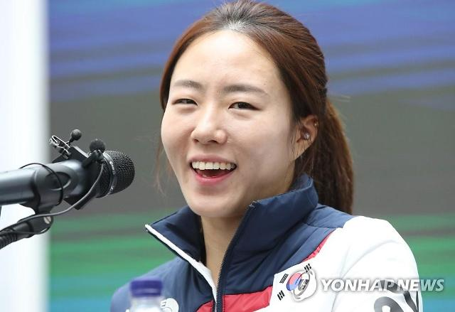 [OLY] President Moon eulogizes Lee Sang-hwa as permanent queen of ice