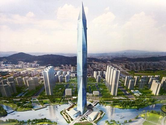 인천 서구 청라시티타워 상반기 착공 청신호
