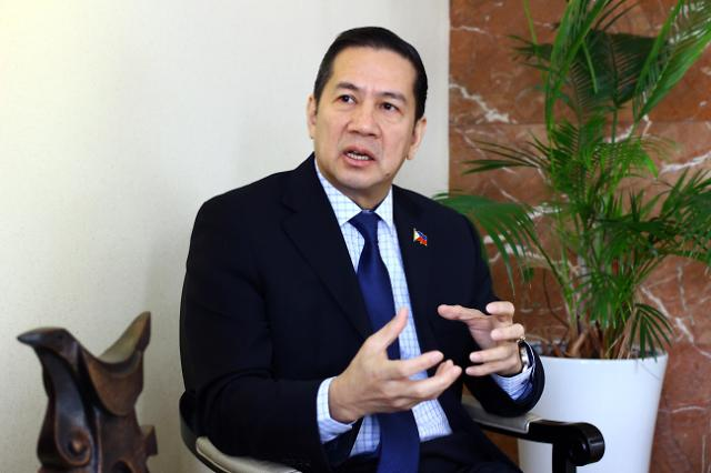 [INTERVIEW] Philippines provides ideal business environment for Korean investors: envoy