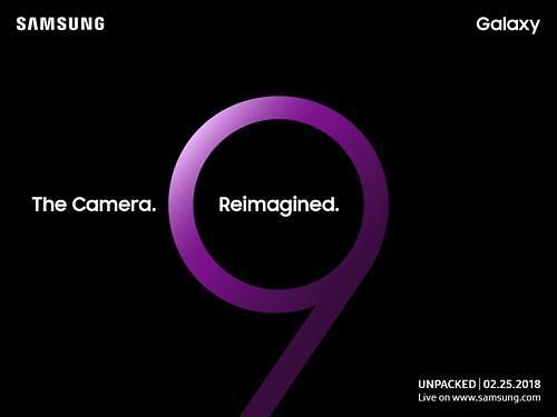 三星Galaxy S9于28日开启预售 售价待定