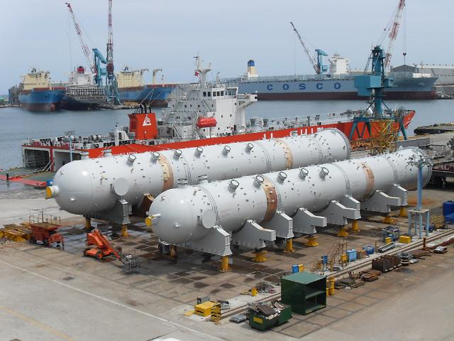 Hyundai Heavy wins $58 mln order to build LPG tanks in Nigeria