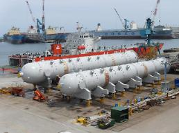 .Hyundai Heavy wins $58 mln order to build LPG tanks in Nigeria .