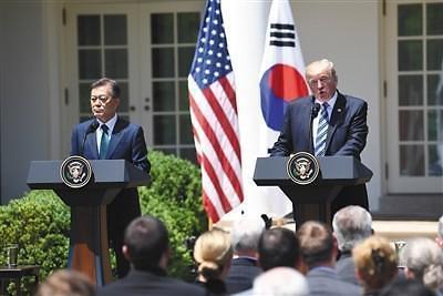 韩美又要谈军费分摊问题了 萨德的钱怎么算?