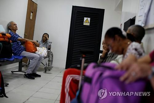 식량난 등 경제위기에 베네수엘라 국민 평균 체중 11kg 감소 충격