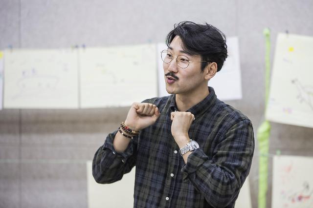 """[김호이의 사람들] 이원빈 상상력디자이너 """"상상하라 그리고 당신의 미래를 보라"""""""