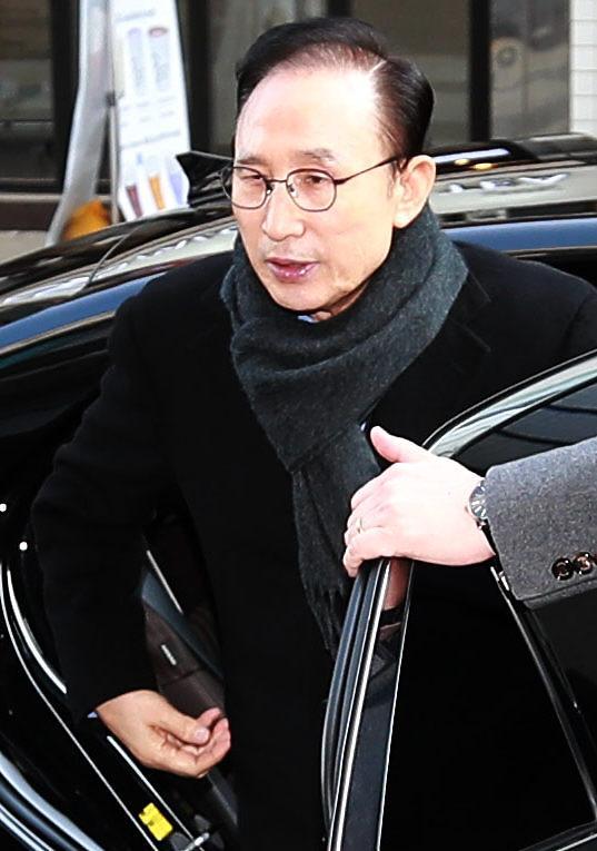 检方或于3月传唤李明博 并申请对其签发逮捕令