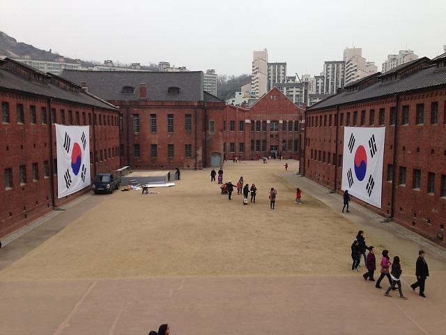 """文在寅政府将在西大门刑务所历史馆前举行""""三·一""""运动99周年纪念仪式"""