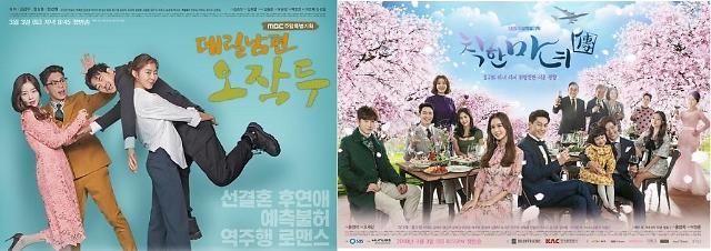 [AJU★이슈] SBS·MBC 주말드라마 새출발, 유이vs이다해 시청률 승자는 누구?