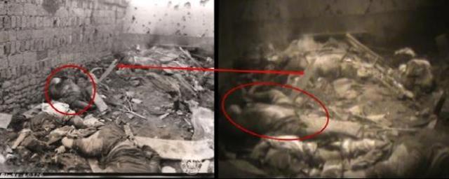 二战日军虐杀韩国慰安妇视频首次公开
