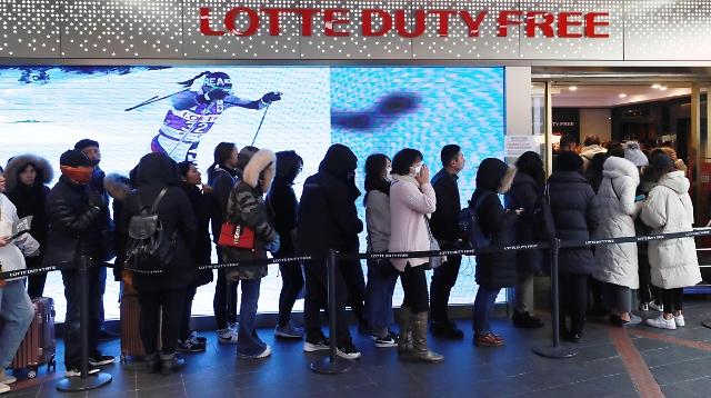 游客不来全靠代购 免税店销售再创历史新高