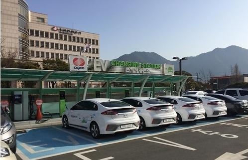 韩环保汽车出口占汽车出口总额比重首破10%