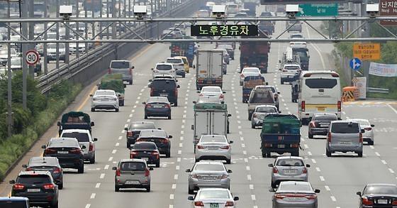 """韩加强柴油车和摩托车尾气排放标准 向雾霾天气""""宣战"""""""