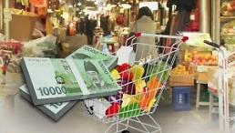 .物价全线上涨 韩国生活不容易.
