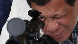 '마약과의 전쟁' 필리핀 경찰… 석 달 만에 102명 사살