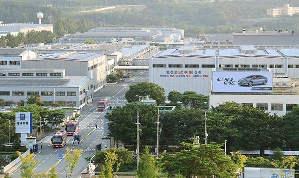 4年销量狂跌40% 韩国通用昌原工厂也快不行了?