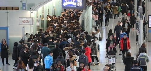 受赴韩中国游客锐减等影响 韩旅游项目逆差创新高