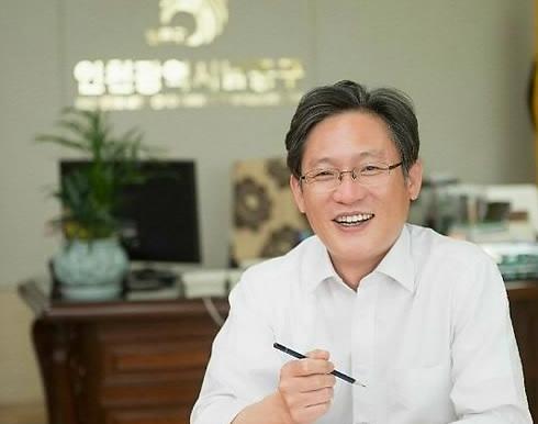 배진교 전 인천 남동구청장 재도전 선언