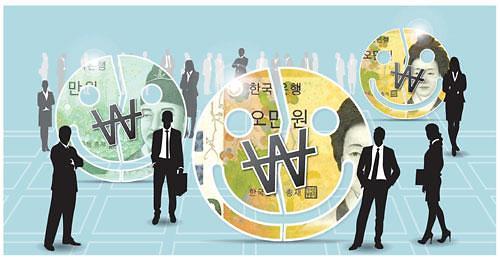 越有钱越抠门 韩国高级白领理财习惯调查结果出炉