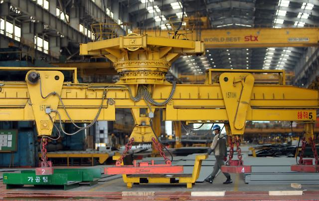 Creditors decide to put Sungdong Shipbuilding under court receivership