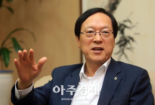 김용환 NH농협금융 회장, IT서비스·보안 강화에 집중