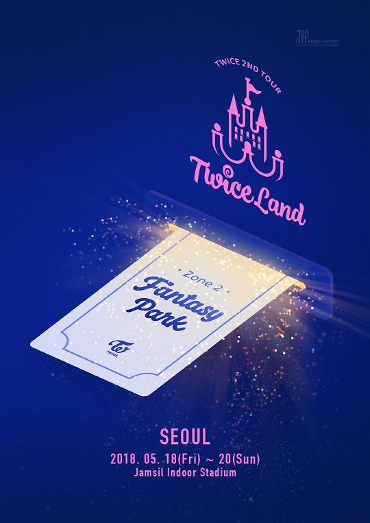 TWICE将于5月唱响首尔 3场个唱门票全部售罄
