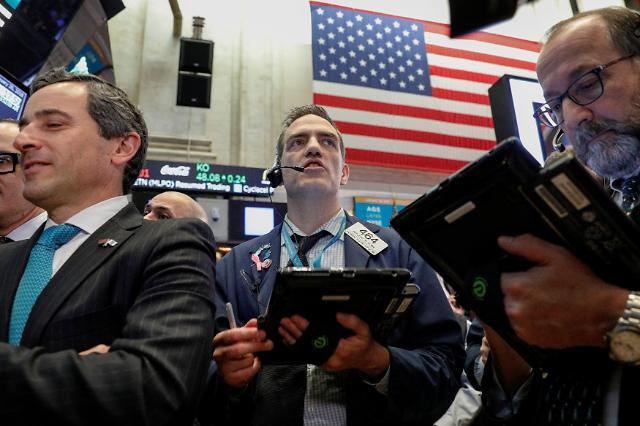 미국 뉴욕 증시 상장 중국 기업 87곳, 시총 1조 달러 넘어