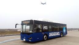 Electric buses to roam streets of Seoul in September