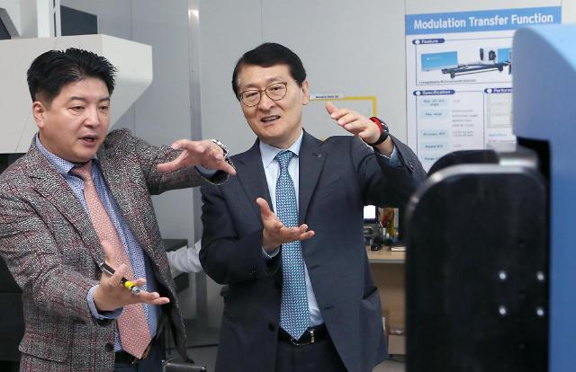 신한은행 위성호 행장, 2018년 현장경영 시작