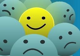 .各国幸福指数排名 韩国在156个国家中排第57位.