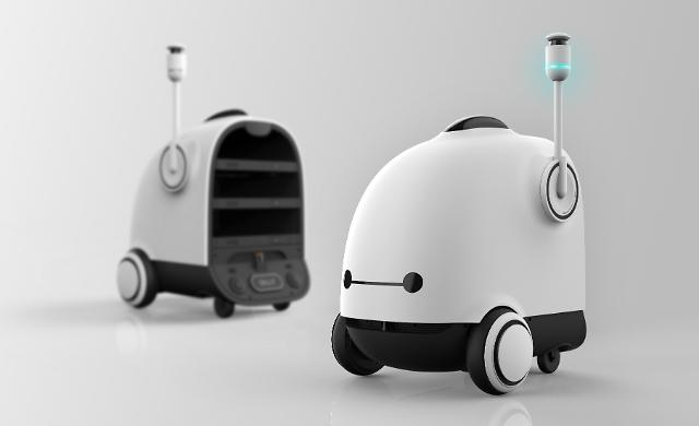 Engineers develop prototype of self-driving food delivery robot