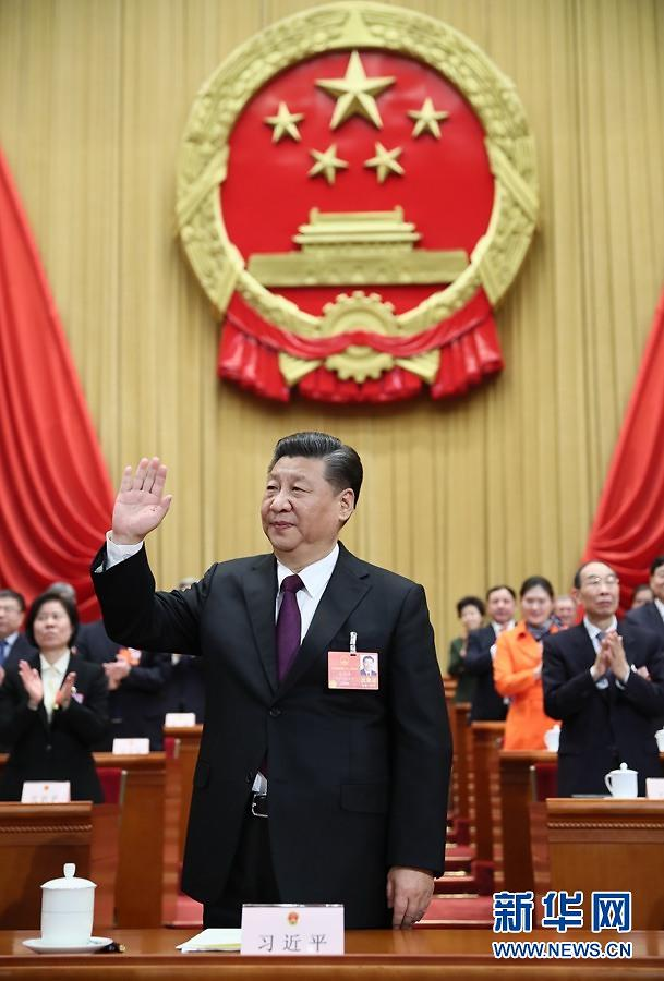 인민 78차례 외친 시진핑, 애국주의·체제결속 호소