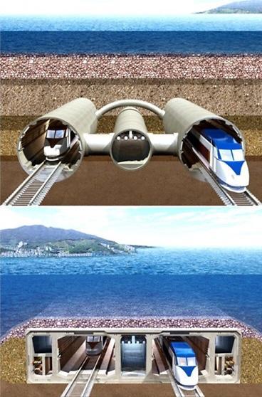 韩专家积极提议建韩中海底隧道 从首尔至威海不到2小时