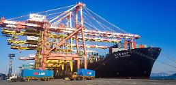 .S. Koreas SM shipping company seeks cooperation with Chinas COSCO.