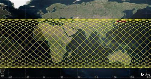 韩科技部预测天宫一号空中烧尽 撞地概率低
