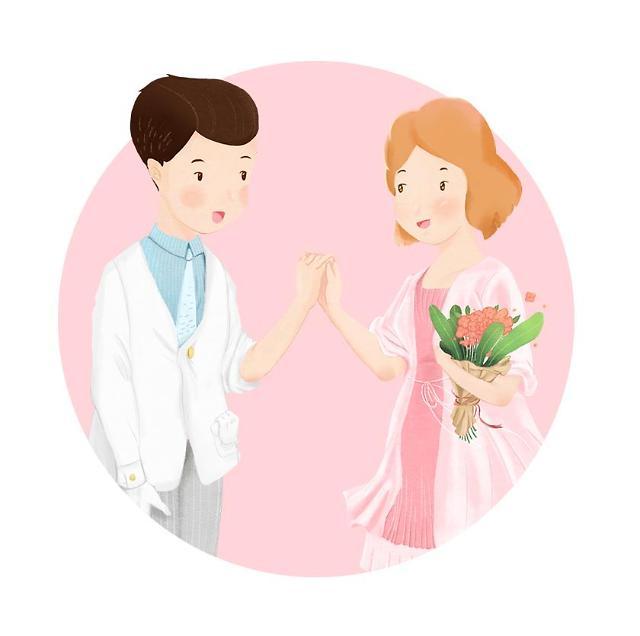 没工作没钱拿什么结婚 去年韩国结婚率创43年来新低
