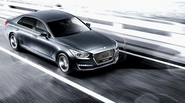现代汽车豪华品牌捷尼赛思明年中国开售