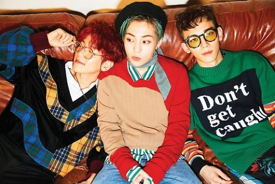 EXO-CBX为李光洙新剧《Live》演唱OST