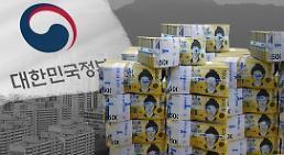 .韩国2017年负债总额逼近10万亿元.
