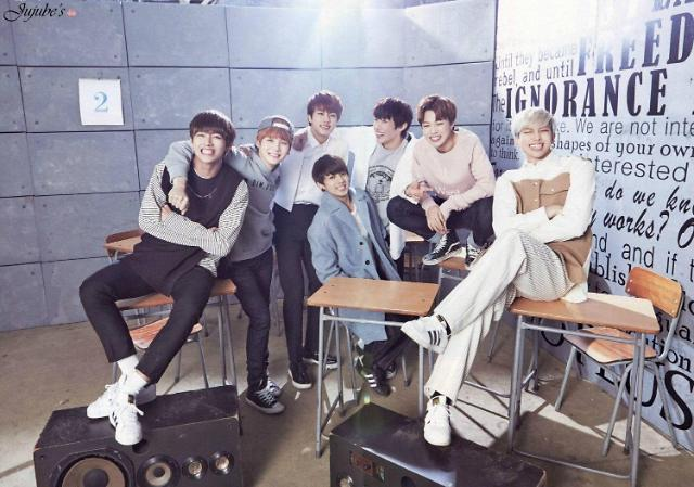 防弹少年团又一支MV点播量破2亿  这次是《Boy In Love》