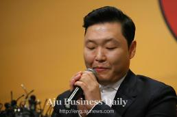. Psy left out of South Korean art troupe in Pyongyang.