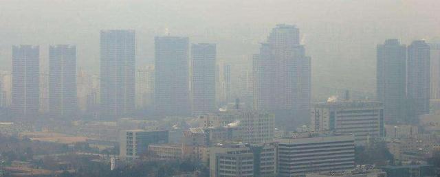 韩国最严重雾霾是因为北京工厂搬到山东? 这里面误会不小