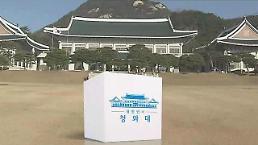 .民调:近65%韩国人支持总统修宪案.