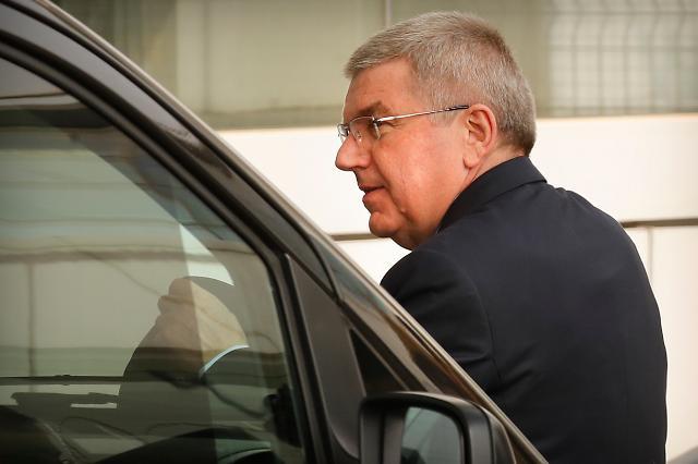 IOC President Thomas Bach heads to Pyongyang: Yonhap