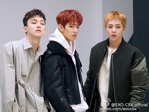 EXO-CBX本月10日携新辑回归