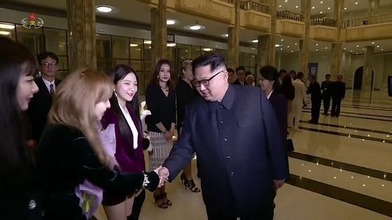 SM娱乐成文在寅文化外交头号先锋 股价涨不停!