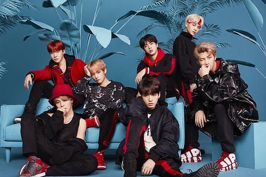 BTS第3张正规专辑 居日公信榜日专辑销量榜首位