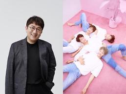 .BTS creator produces IZs comeback song.