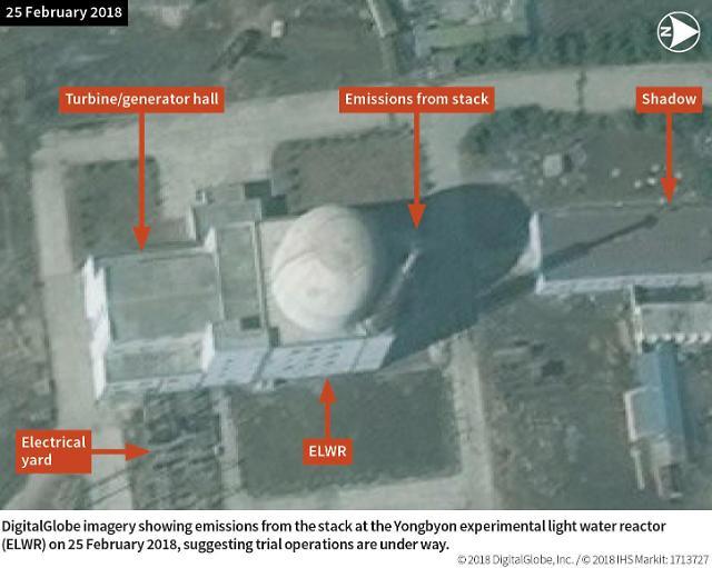韩外交部:密切关注朝鲜宁边核设施挖掘施工迹象