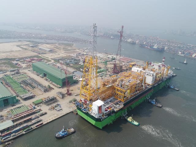 Samsung spends more money on rehabilitation of troubled shipyard