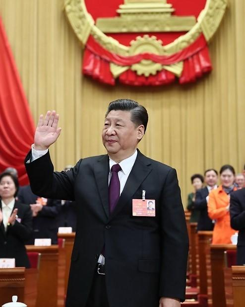 """""""미국 트럼프 정조준"""" 중국 보아오포럼 시진핑 메시지에 쏠리는 눈"""